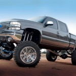 Applications - Lifted Trucks