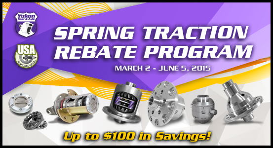 spring traction rebate